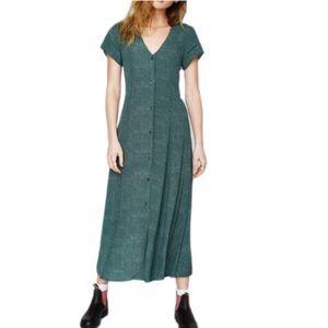 Rollas Polka Dot Dress sz L